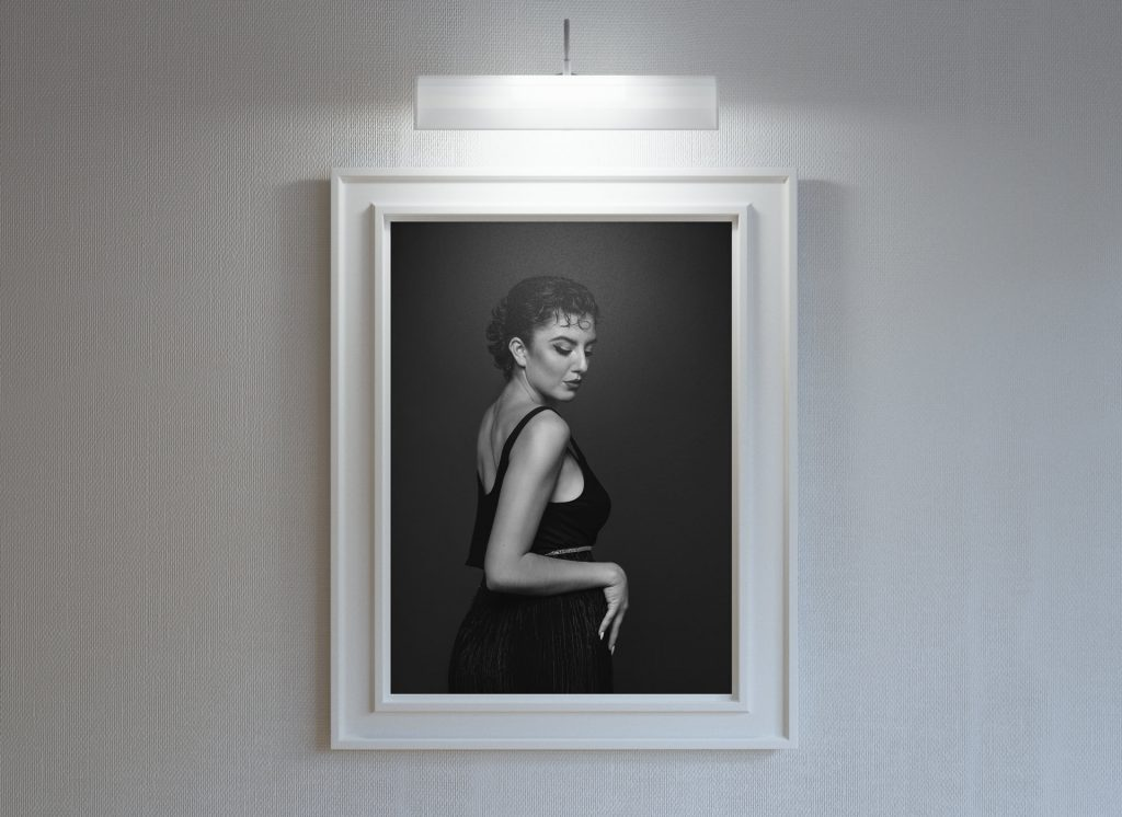 Fotografia come un quadro originale | decorayione casa
